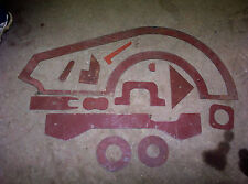 Patterns for Hilyard Buggy Parts Doodlebug Drill Jug Tractor Gas/Oil Field