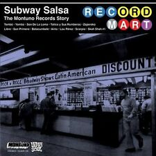 Subway Salsa The Montuno Records Story  Various Artists CD New