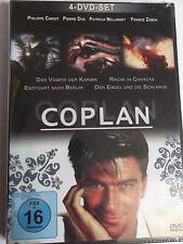 Coplan 4  Krimi Thriller - Caracas, Entführt Berlin, Engel & Schlange, P. Caroit