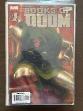 Books of Doom 1 High Grade Marvel Comic Book CL76-130