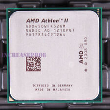 AMD Athlon II x3 450 adx450wfk32gm CPU Processor 667 MHz 3.2 GHz SOCKET am3