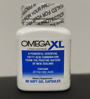 Omega XL 60ct by Great HealthWorks Small, Potent, Joint Pain Relief - Omega-3