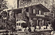 ANSICHTKAART DOORN HOTEL - RESTAUTANT WAPEN VAN SANDENBURG  (60'jaren)