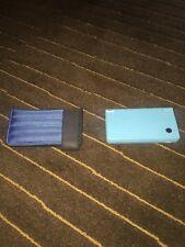 Light Blue Nintendo Dsi and Dsi Case