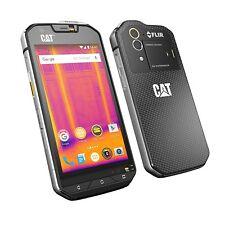 CAT 77333 S60 Wärmebildkamera,Dual-SIM, 13Megapixel,32GB 3GB RAM,Android Schwarz