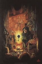ALCHEMY GOTHIC ~ OPUS MAGNUS ~ 24x36 ART POSTER Death Grim Reaper NEW/ROLLED!