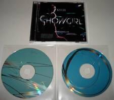 KYLIE MINOGUE : SHOWGIRL - HOMECOMING LIVE    2 x CD Album Set 2007  Ex.
