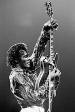 "Chuck Berry 13x19"" Photo Print"
