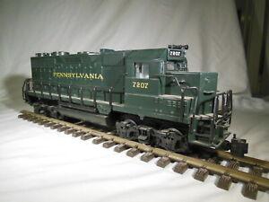 K-Line Pennsylvania GP 20 Loco G Scale
