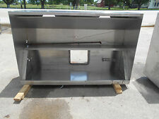 Commercial Vent Hood Restaurant Exhaust Hood System #2480