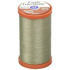 Coats Thread & Zippers Extra Strong Upholstery Thread, 150-yard, Green Linen -
