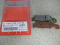 NOS OEM Yamaha Brake Pad Kit 2007-16 YZ250 YZ450 YZ125 5XC-W0045-00