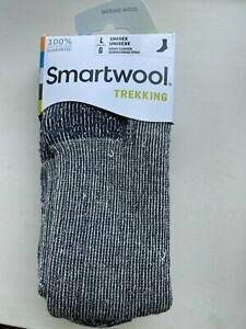 SMARTWOOL Unisex L Trekking Grey Merino Wool Heavy Cushion Outdoors Hiking Socks