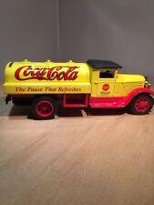 ERTL Coke Coca-Cola 1931 Tanker Die-Cast Metal Truck Coin Bank