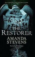 The Restorer (The Graveyard Queen Series) by Stevens, Amanda