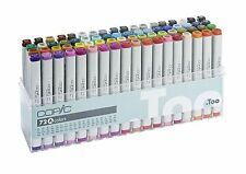 DHL Ship - New Too Copic CLASSIC 72 colors Set A 72A Premium Artist Markers