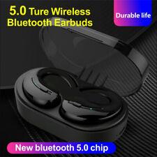 Auricular Bluetooth 5.0 TWS Inalámbrico Auriculares Auriculares Auriculares Estéreo Gancho para la oreja