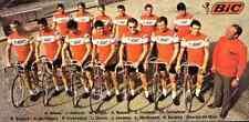 Team BIC 72 Cycling LUIS OCANA JOHNNY SCHLECK MICHAEL WRIGHT JAN JANSSEN BERLAND