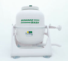 Hand Washing Machine Wash Small Non Electric Portable Cranked Powered RV Compact