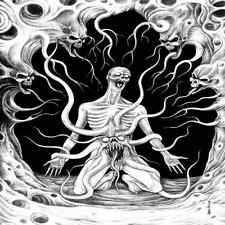 Shub Niggurath/necroccultus-Inverted Dimensions (MEX), CD (Incantation, Absu)