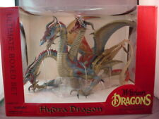 McFARLANE'S DRAGONS SERIES 7 HYDRA CLAN DRAGON FIGURE ULTIMATE BOXED SET SEALED!