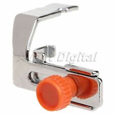Adjustable Rigid Zipper Foot Home Sewing Machine For Low Shank Singer Brother