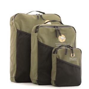 Triple Pack Canvas Storage Explorer Bags