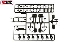 Axial Exterior Detalle Escala Negro 3 Juegos Espejos LIMPIAPARABRISAS AX80038 Con Accesorios