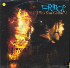 PRINCE 45 TOURS GERMANY IF I WAS YOUR GIRLFRIEND