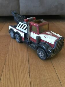 Vintage KENWORTH 24 HR TOWING TOW TRUCK Buddy L. Corp.