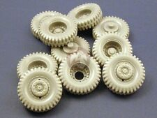 "Panzer Art 1/35 Road Wheels for US M26 ""Dragon Wagon"" Armored Tractor RE35-073"