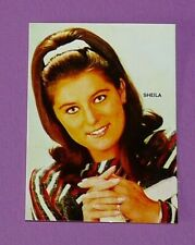 IMAGE PHOTO SHEILA / CHANTEUSE MUSIQUE ANNEES 60 SIXTIES 60's ANNIE CHANCEL