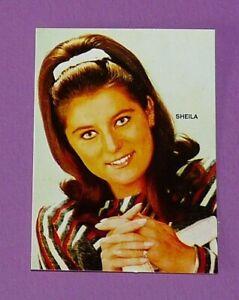 IMAGE PHOTO SHEILA / CHANTEUSE MUSIQUE ANNEES 60 SIXTIES 60's ANNIE CHANCEL