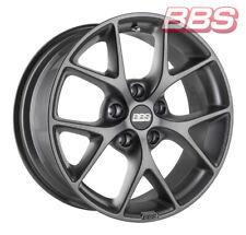 BBS SR Felgen 7x16 ET45 5x108 GREYM für Ford C-Max Focus Focus ST Focus Turnier