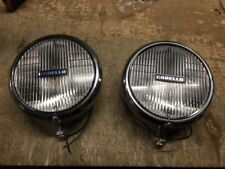 Carello Fog Lamps # 02.720.017 - Vintage Pair