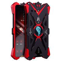 Aluminium Metall Bumper Case Schutz Hülle Tasche Für ASUS ROG Phone 2 II ZS660KL