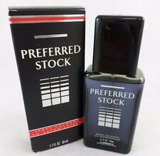 Preferred Stock for Men by Coty Cologne Spray 1.7 fl oz New in Box