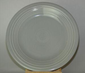 Vintage 1950s Fiestaware Grey '51-'59 Dinner Plate 10 3/8 HLC Homer Laughlin