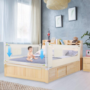 Bed Guard, Baby Bed Rail, Portable Baby Bed Guard Kids Child Toddlers Safety for
