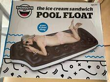 Huge Ice Cream Bar Pool Raft Factory Sealed Mint L@K