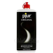 pjur ORIGINAL 1000ml / 34 fl.oz lubricant Silicone based lube personal bodyglide