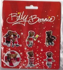Billy and Bonnie Butlins Badges