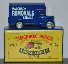 BEDFORD REMOVAL VAN ~ LIMITED EDITION ~ Matchbox Recreation Originals No. 17A