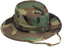 e2a1269dd52d6 Rothco 5800 Ultra Force Boonie Hat Woodland Camo - 7