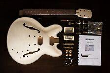 DIY Guitar KIt 335R Style Kit