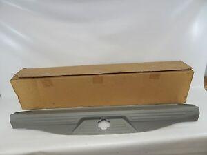 New OEM 2005-2007 Ford Freestar Rear Bumper Top Light Grat Scuff Plate Trim