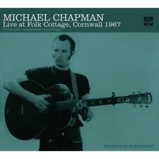 Chapman MICHAEL - Live At FOLK Cottage 1967 NUEVO CD