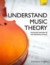 Understand Music Theory: Teach Yourself by Margaret Richer (Mixed media...