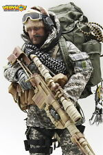 VH Veryhot 1046-A 1/6 SPECIAL FORCES MOUNTAIN OPS ACU SNIPER Clothing Sets Model