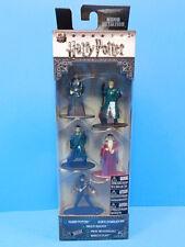 Harry Potter Nano Metalfigs Set Draco Dumbledore Marcus Flint New!
